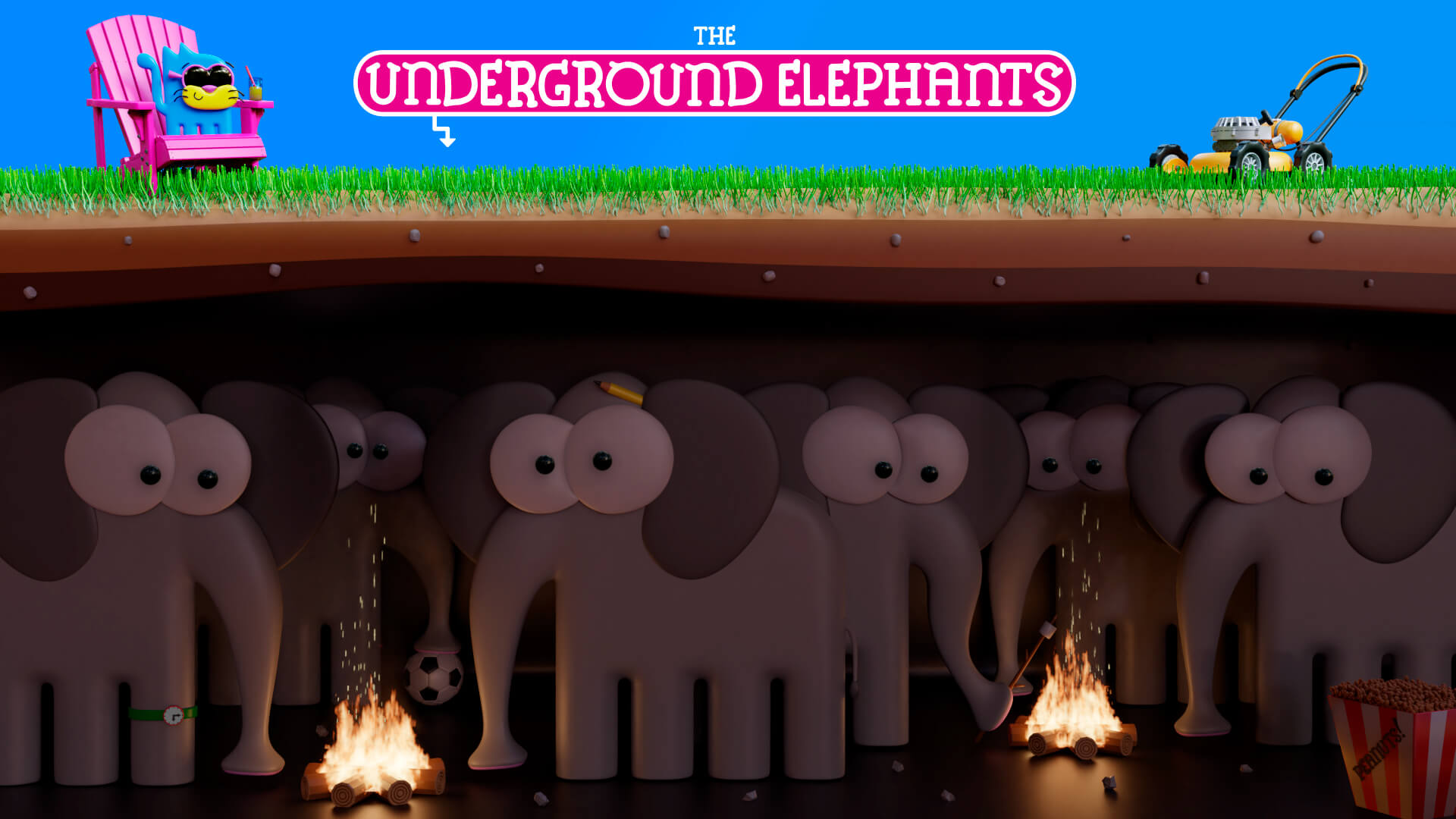 Underground Elephants